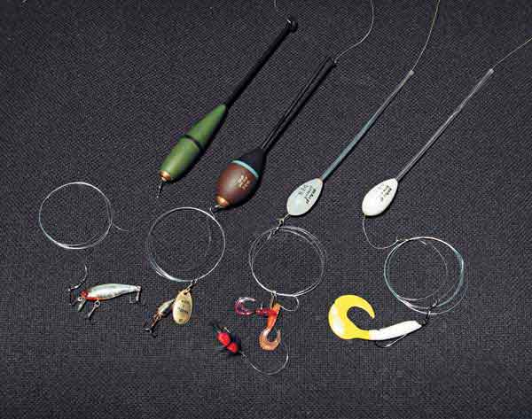 ловля рыбы на мелкие приманки
