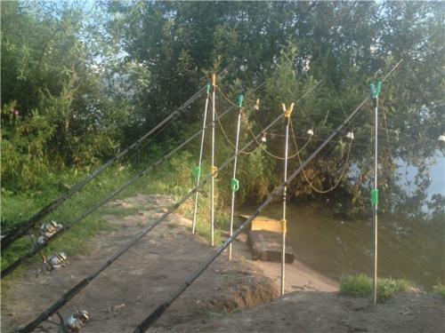колокольчик для донной рыбалки